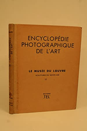 Sculptures Du Moyen Age.: Encyclopedie Photographique De L'Art,