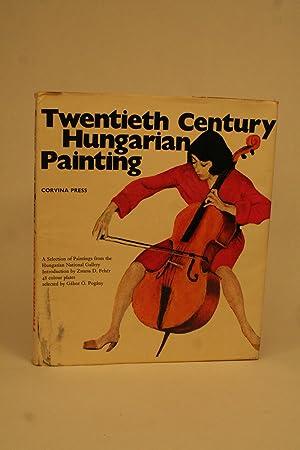 Twentieth Century Hungarian Painting.: Feher, Zsuzsa, & Gabor O. POGANY