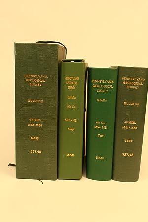 4th Series.: Pennsylvania Geological Survey,