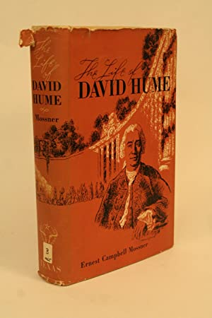 The Life of David Hume.: Mossner, Ernest C.