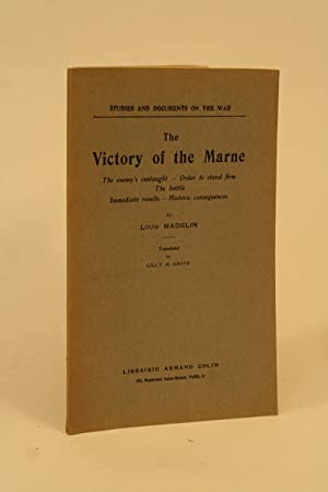 The Victory of the Marne.: Madelin, Louis