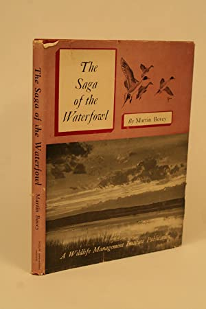 The Saga of the Waterfowl.: Bovey, Martin