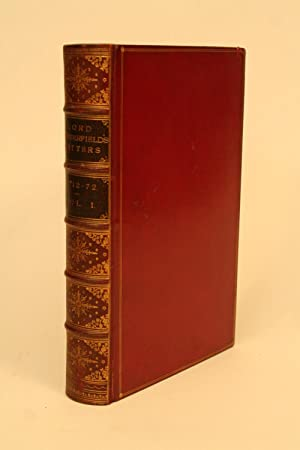 The Letters of Philip Dormer Stanhope,: Chesterfield, Philip Dormer Stanhope