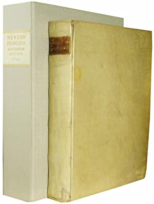 Philosophiæ Naturalis Principia Mathematica, Auctore Isaaco Newtono,: NEWTON, Isaac.