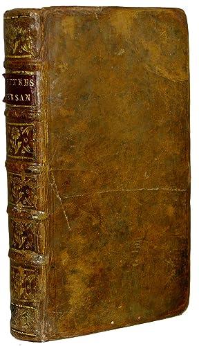 Lettres Persanes (Persian Letters).: MONTESQUIEU, Baron de,
