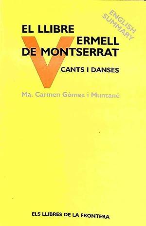 El Llibre Vermell De Montserrat. Cants I: María Del Carmen
