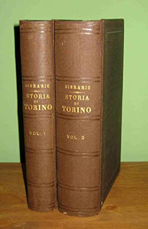 Storia di Torino: CIBRARIO, Luigi