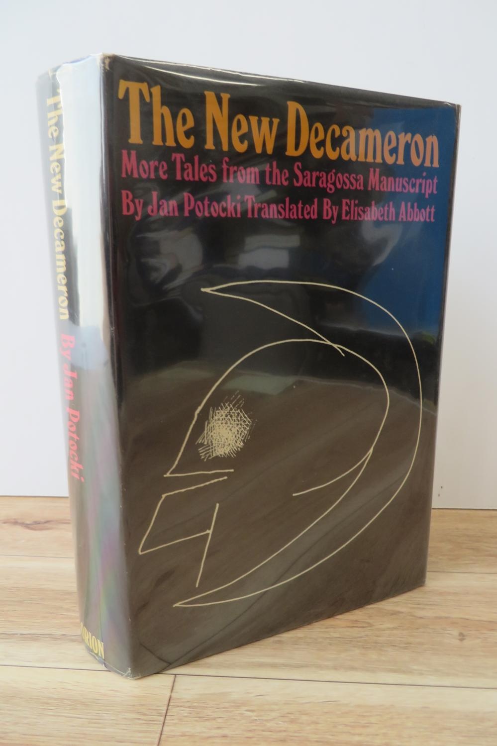 The New Decameron: Further Tales from the Saragossa Manuscript Potocki, Count Jan Near Fine Hardcover