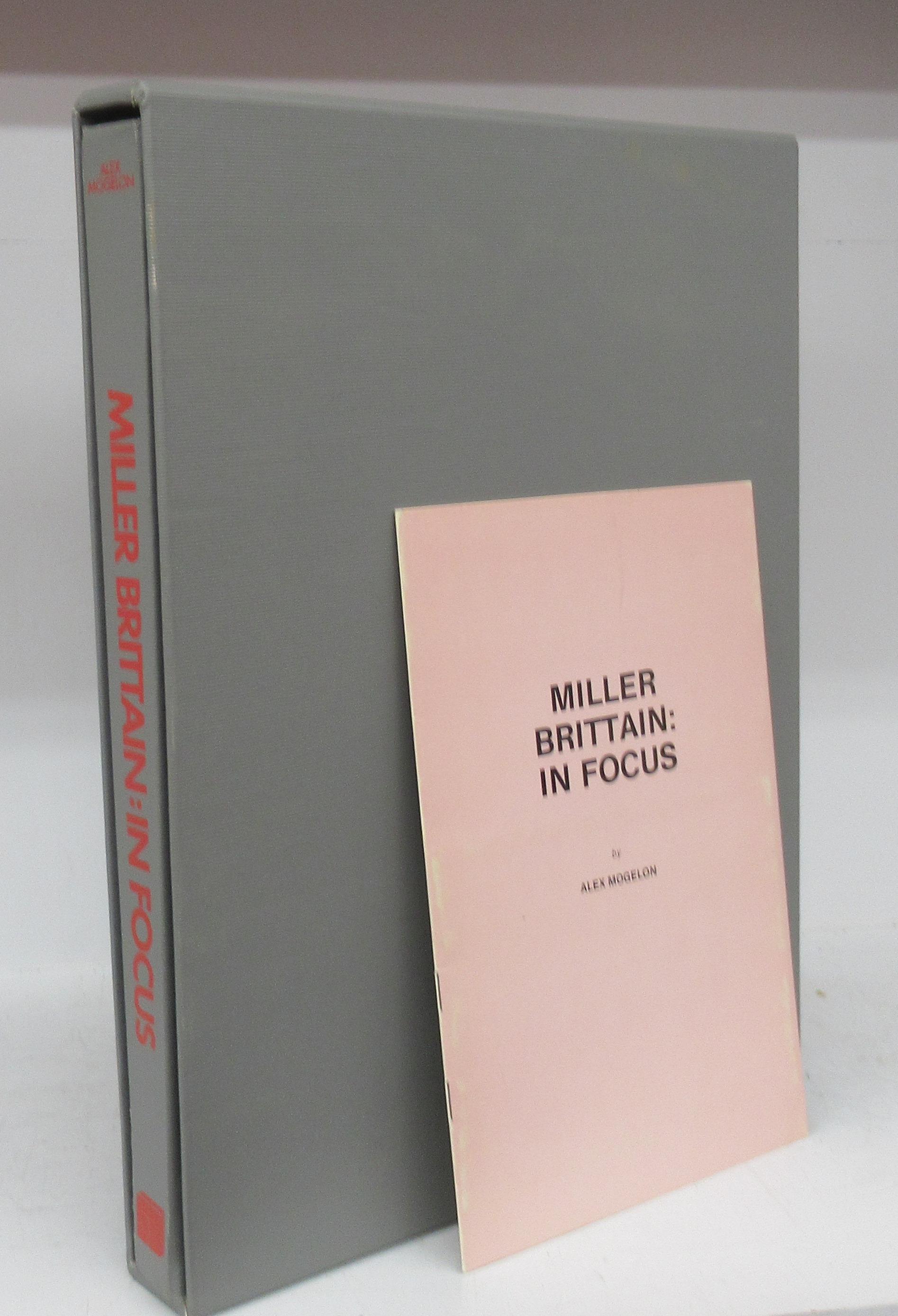 Miller Brittain in Focus