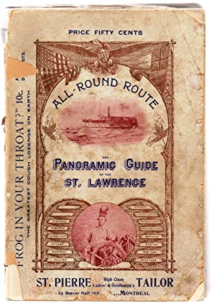All-Round Route and Panoramic Guide of the St. Lawrence