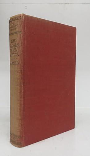 Ibn Battúta: Travels in Asia and Africa: BATTUTA, Ibn; GIBB,
