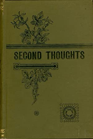 Second Thoughts. A Novel; The Railroad Forger and The Detectives