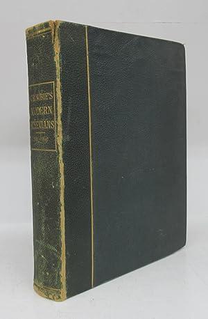 Modern Athenians: A Series of Original Portraits: CROMBIE, Benjamin W.,
