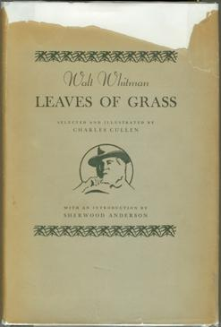 Leaves of Grass: WHITMAN, Walt; ANDERSON, Sherwood (intro)