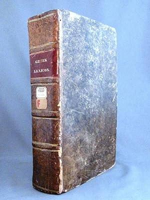 Ioan Scapulae Lexicon Graeco-latinum: e probatis auctoribus: SCAPULA, Johannes; ESPAULAZ,