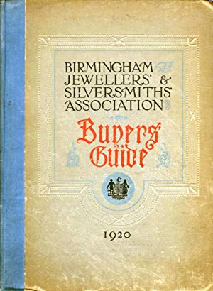Birmingham Jewellers' & Silversmiths' Association Buyers' Guide 1920