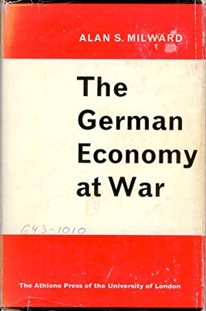 The German Economy at War