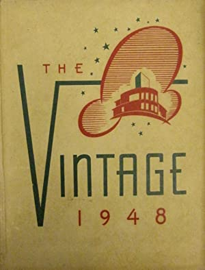 The Vintage (yearbook of Bob Jones University)