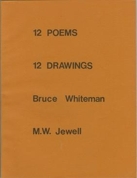 12 Poems, 12 Drawings