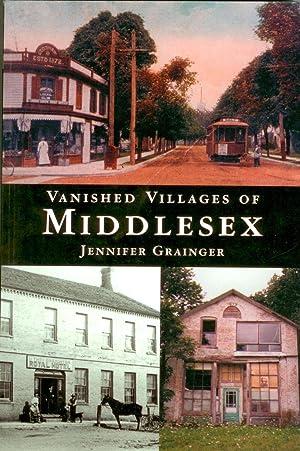 Vanished Villages of Middlesex: GRAINGER, Jennifer