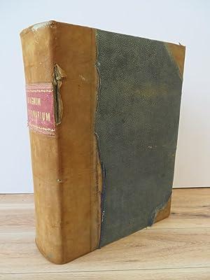 Magnum Dictionarium Latinum et Gallicum: DANET, Pierre.