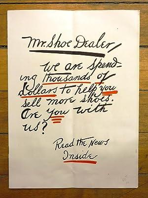 Ames-Holden McCready Limited Mr. Shoe Dealer booklet
