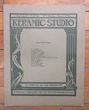 Keramic Studio October 1912