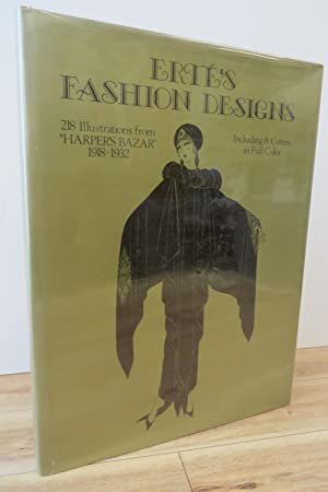 Erté's Fashion Designs