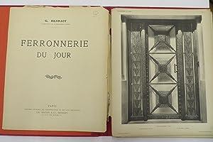 Ferronnerie du Jour: HENRIOT, G.