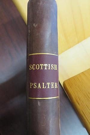 The Scottish Metrical Psalter of A. D.: LIVINGSTON, Rev. Neil