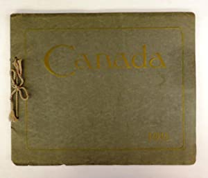 Coronation Souvenir, Canadian pavilion, Crystal Palace, 1911: John H. Avery