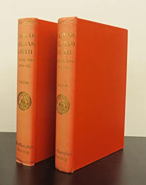The Diary and Selected Papers of Chief Justice William Smith 1784-1793 In Two Volumes