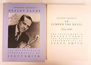 Desert Sands: The Recordings & Performances of Stuff Smith. An Annotated Discography & Biographic...
