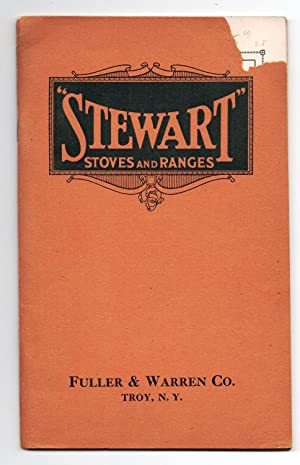 """Stewart"""" Stoves and Ranges catalogue, 1922"""