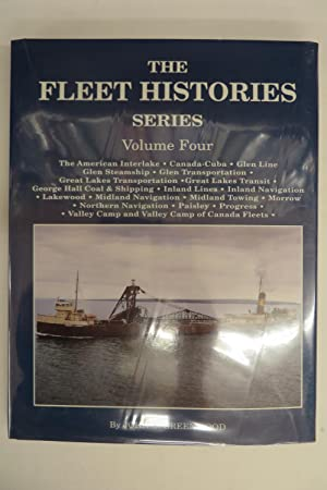 The Fleet Histories Series Volume Four: The Five Fleets of James A. Paisley & Fourteen Fleets of ...