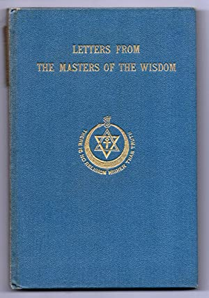 Letters From the Masters of the Wisdom: JINARAJADASA, C. (ed.)