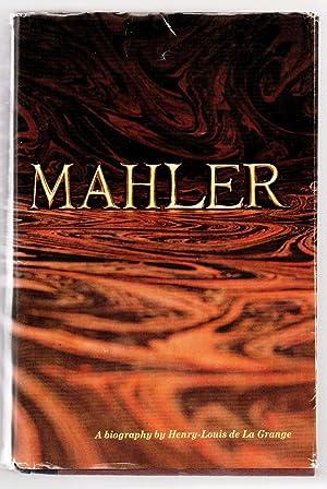 Mahler. Volume One: LA GRANGE, Henry-Louis