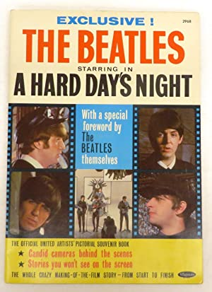 The Beatles Starring in A Hard Day's Night