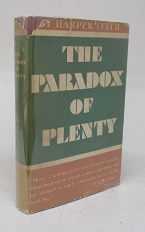 The Paradox of Plenty