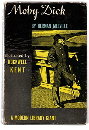 Moby Dick: MELVILLE, Herman; KENT,