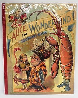 Alice in Wonderland Coloring Book: TENNIEL, John (illus.)