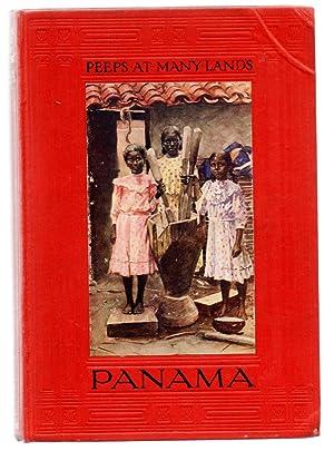 Peeps At Many Lands: Panama: BROWNE, Edith A.