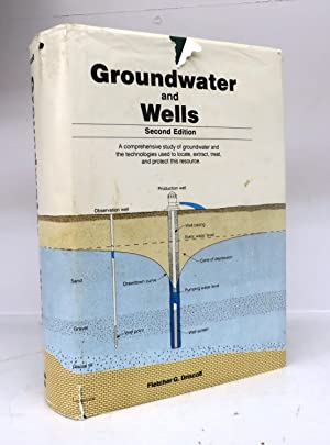 Groundwater and Wells: A comprehensive study of: DRISCOLL, Fletcher G.