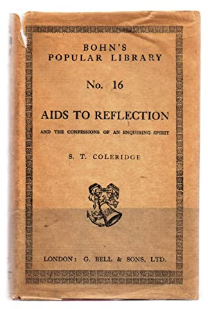 Aids To Reflection and the Confessions of an Enquiring Spirit