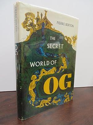 The Secret World of Og: BERTON, Pierre; WINTER,