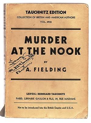 Murder at the Nook: FIELDING, A.