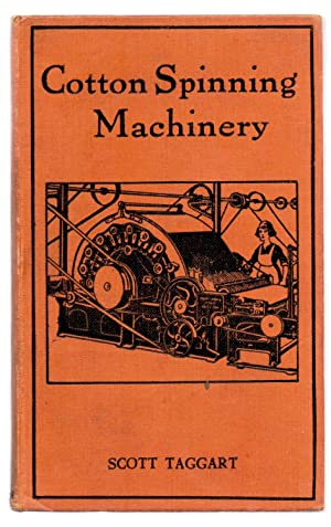 Cotton Spinning Machinery and Its Uses