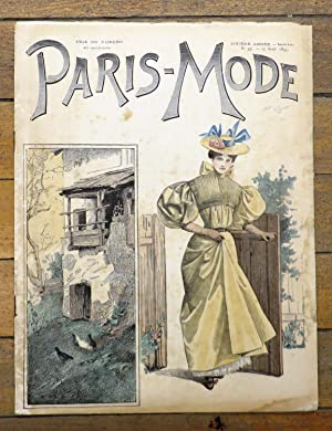 Paris-Mode, 17 Aout 1895