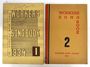 Workers Song Book No. 1 & No. 2