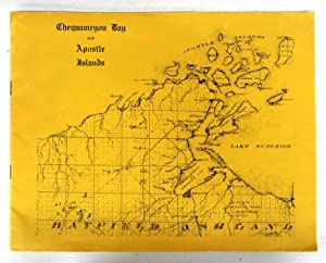 Chequamegon Bay and Apostle Islands (front cover title)